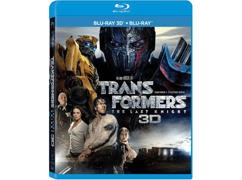 PARAMOUNT Transformers 5:The Last Knight dvd ταινίες