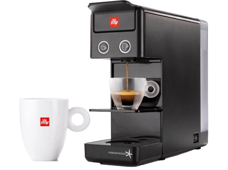 ILLY Υ 3.2 ILLY IPERESPRESSO Black illy