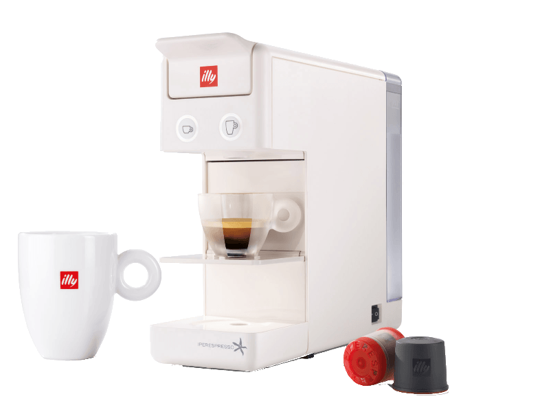ILLY Υ 3.2 ILLY IPERESPRESSO White illy
