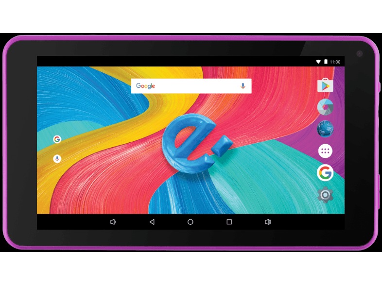 ESTAR Beauty2 Quad Core Purple android tablet