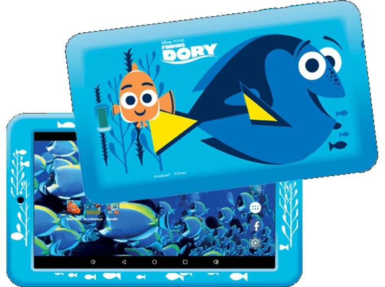 ESTAR 7 Themed - Finding Dory android tablet