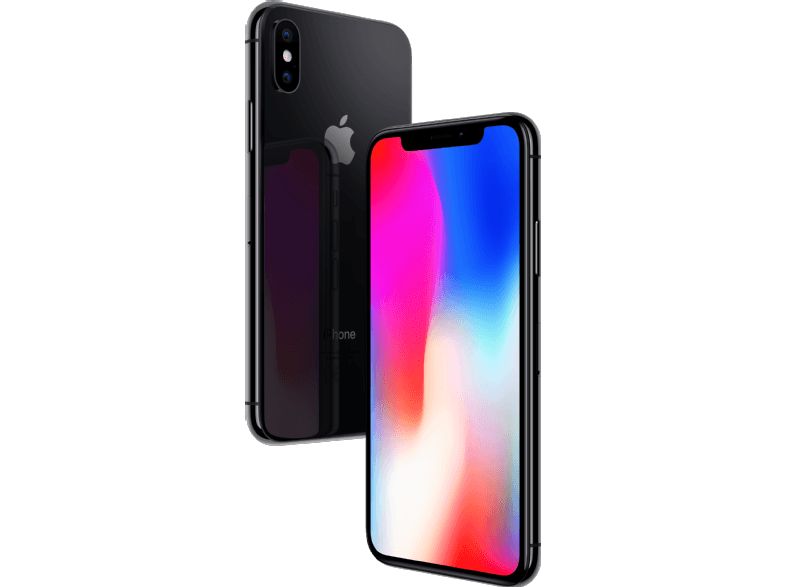 APPLE iPhone X 256GB Space Grey apple