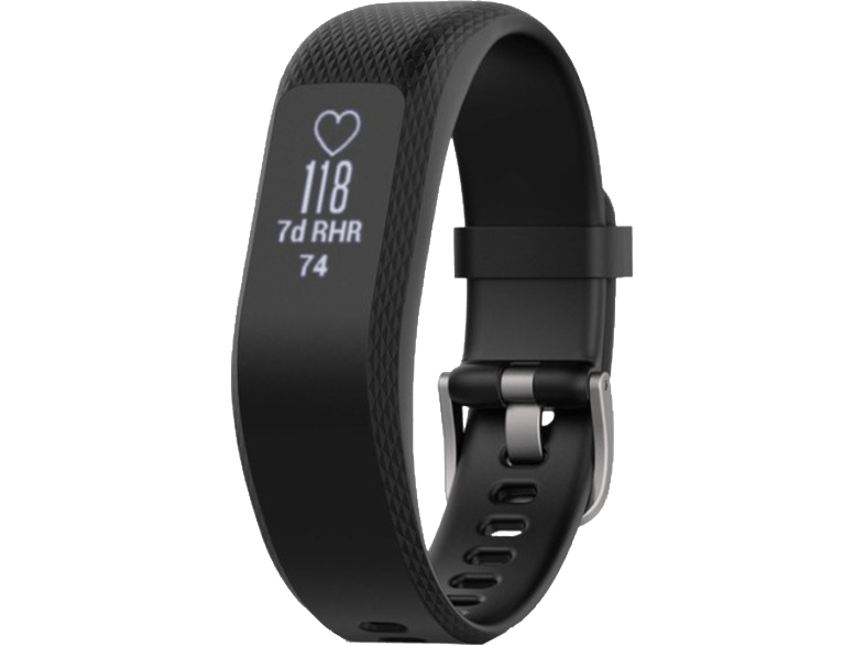 GARMIN Vivosmart 3 Black S/M activity trackers