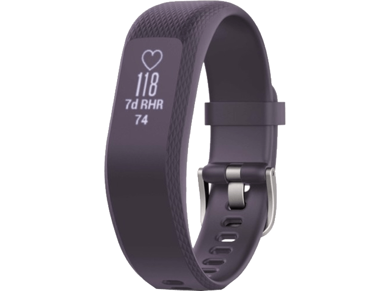 GARMIN Vivosmart 3 Purple S/M activity trackers