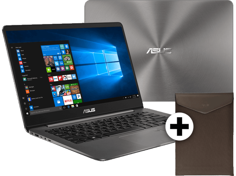 ASUS Zenbook UX430UQ-GV209R Intel Core i7-7500U/ 8 GB/ 256 GB SSD/ GeForce 940MX 2in 1   ultrabook