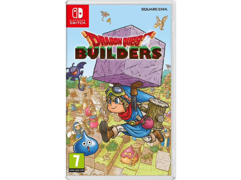 NINTENDO SW Dragon Quest Builders switch games