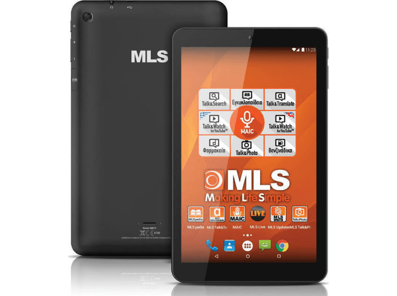 MLS Life android tablet