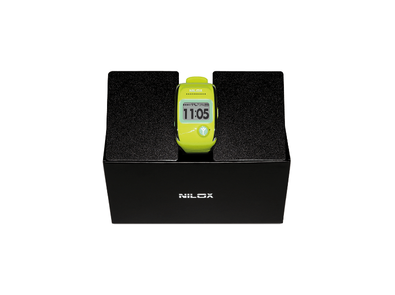 NILOX Bodyguard Green smartwatches