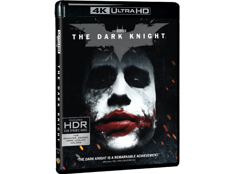 WARNER BROS The Dark Night Box/Set 4κ blu ray ταινίες