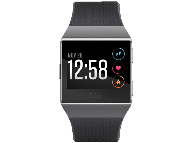 FITBIT Ionic Charcoal/ smoke gray (FB503GYBK-EU) activity trackers