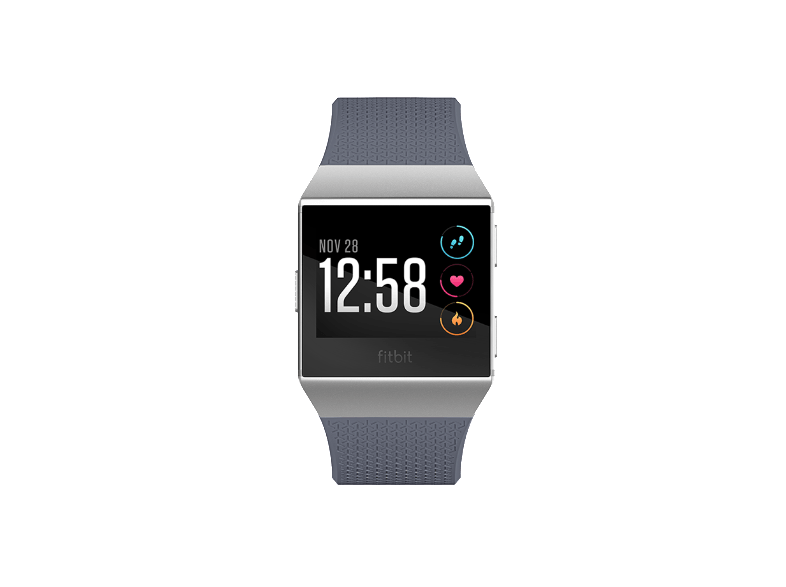 FITBIT Ionic Blue Gray/ Silver Gray (FB503WTGY-EU) activity trackers