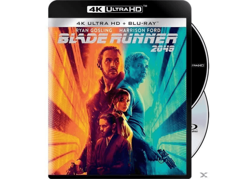 COLUMBIA PICTURES Blade Runner 2049 4κ blu ray ταινίες