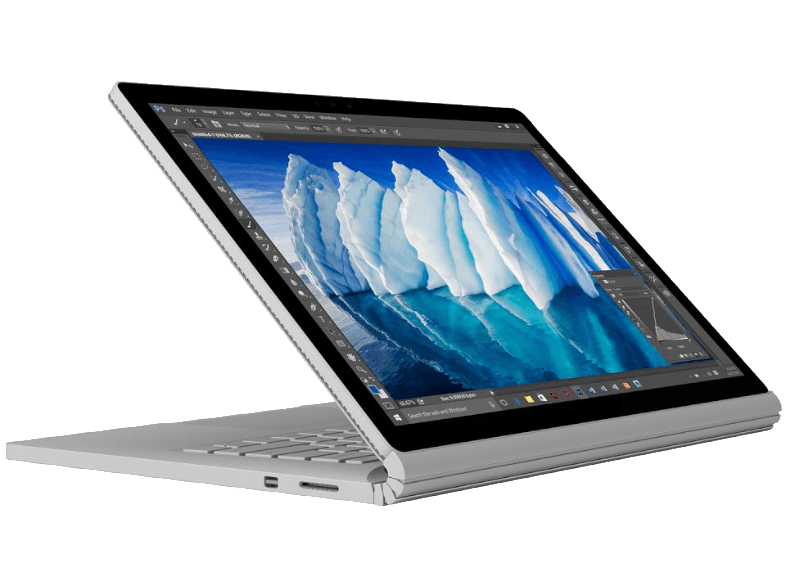 MICROSOFT Surface Book 2 Intel Core i7-8650U/ 8GB/ Geforce GTX 1050 2 GB/ 256 GB 2in 1   ultrabook