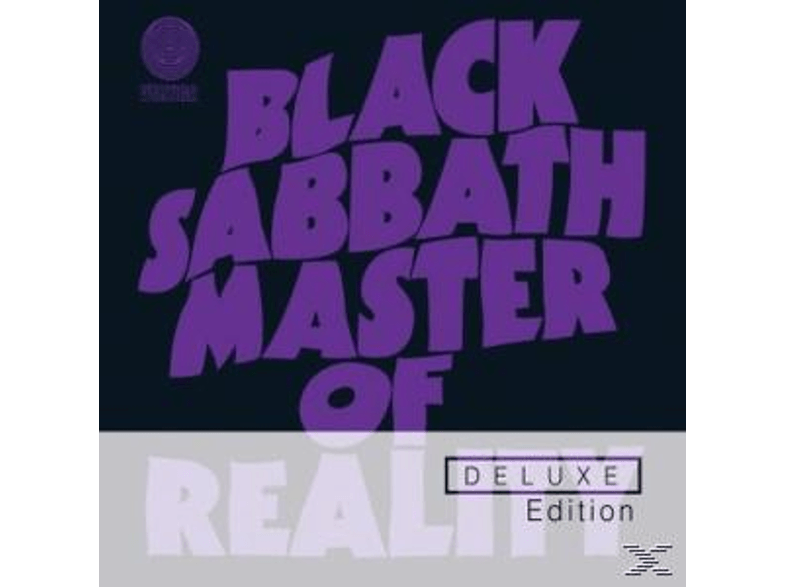 MINOS EMI Master Of Reality (Deluxe Edition) cds