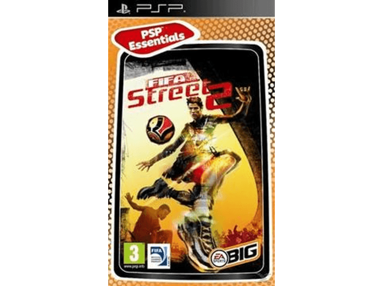 EA FIFA Street 2 Essentials Edition games psp  ps vita