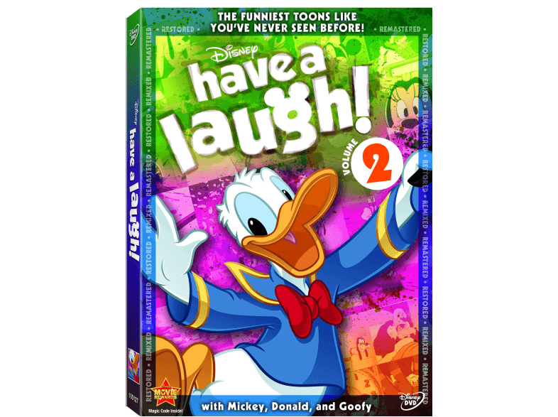 DISNEY ANIMATION Have a laugh with Mickey Vol.2 παιδικά