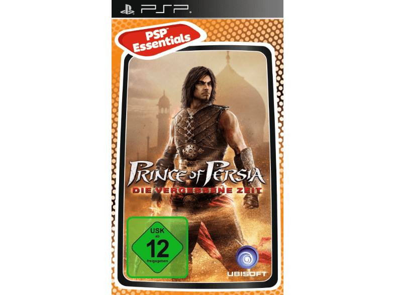UBISOFT SW Prince of Persia: The Forgotten Sands Essentials games psp  ps vita
