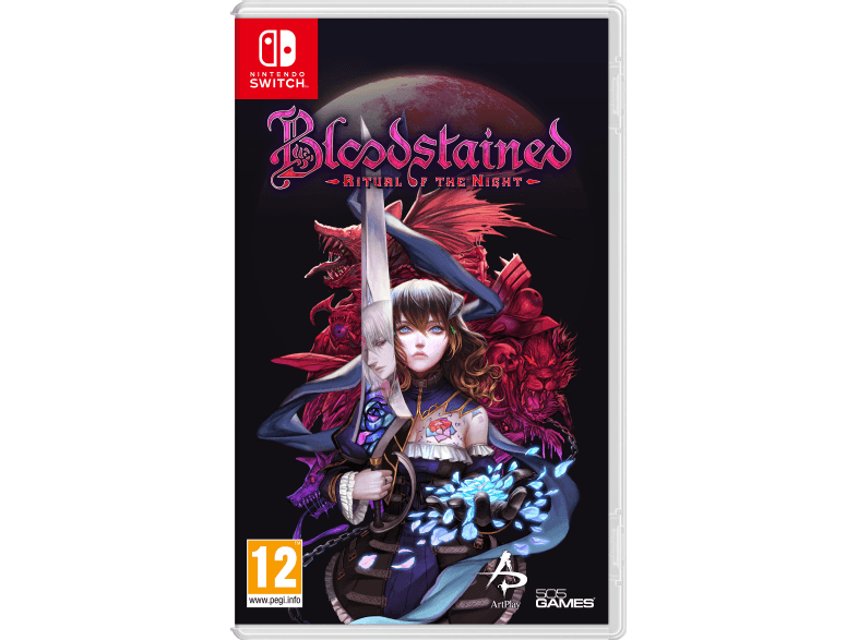 505 Bloodstained : Ritual Of The Night Switch Oyun