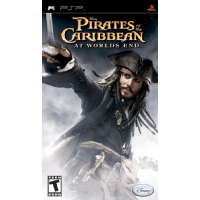 pirates of the caribbean at world s end psp