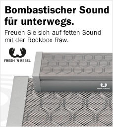 Fresh´n Rebel Sound Lautsprecher