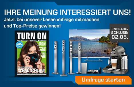 TURN ON - das Saturn Magazin