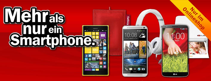 Smartphone Bundle Aktion