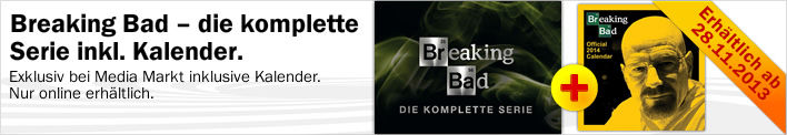 Breaking Bad Serie kaufen bei Media Markt