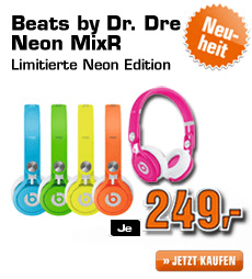 Beats by Dr. Dre Neon MixR