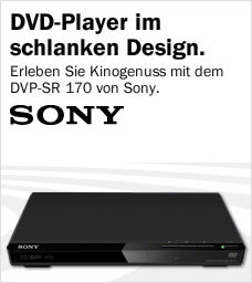 Top Angebot Sony DVP-SR170