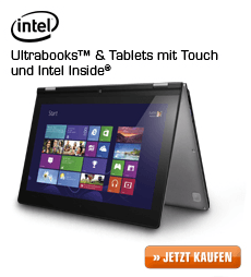 All in Ones Tablets und Ultrabooks mit Touch