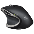 LOGITECH Performance Mouse MX Wireless Black 910-001120 Mäuse