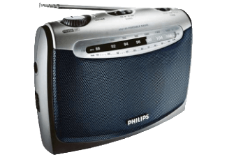 philips portable radio ae2160 wekkerradio 39 s draagbare. Black Bedroom Furniture Sets. Home Design Ideas