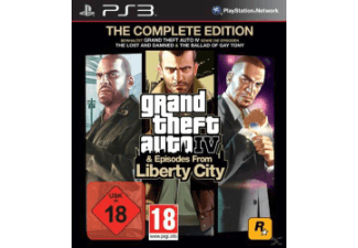 GTA 4 - Grand Theft Auto IV - Complete Edition