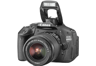 CANON EOS 600D 18-55mm IS II