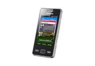 SAMSUNG GT-S5260 STAR II CREAM WHITE