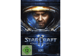 Starcraft 2: Wings of Liberty Strategie PC/MAC