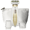 PHILIPS Ladyshave Sensitive 5 in 1 HP6370/00 gold Damenrasierer