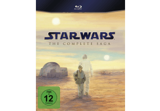 Star Wars - Complete Saga I-VI Science Fiction Blu-ray