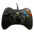 MICROSOFT Xbox Controller für Windows schwarz Gaming