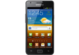 SAMSUNG Galaxy S2 noble-black