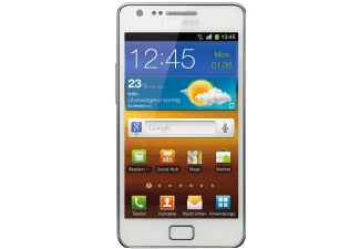 SAMSUNG Galaxy S2 Ceramic-White