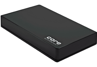 "CNMEMORY 2,5""-1000 GB USB 3.0 Core Black"