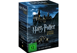Harry Potter: The Complete Collection - Jahre 1 - 7 (16 Discs)