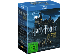 Harry Potter - The Complete Collection (Box Set) Adventure Blu-ray