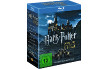 Harry Potter Box Set - The Complete Collection (11 Blu-ray Discs)