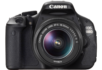 CANON EOS 600D 18-55 IS II