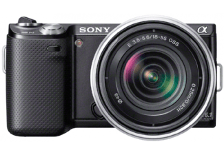 SONY NEX 5 NKB ZOOM KIT