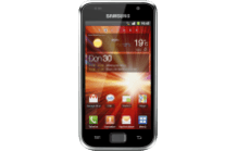 SAMSUNG GT-I9001 GALAXY S PLUS BLACK