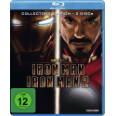 Iron Man + Iron Man 2 - Collector's Edition (Softbox)