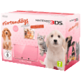 NINTENDO Nintendo 3DS Korallenrosa inkl. Nintendogs + Cats: Golden Retriever 3DS Konsolen